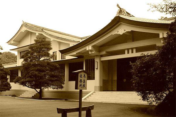 Meiji Shrine - Tokio
