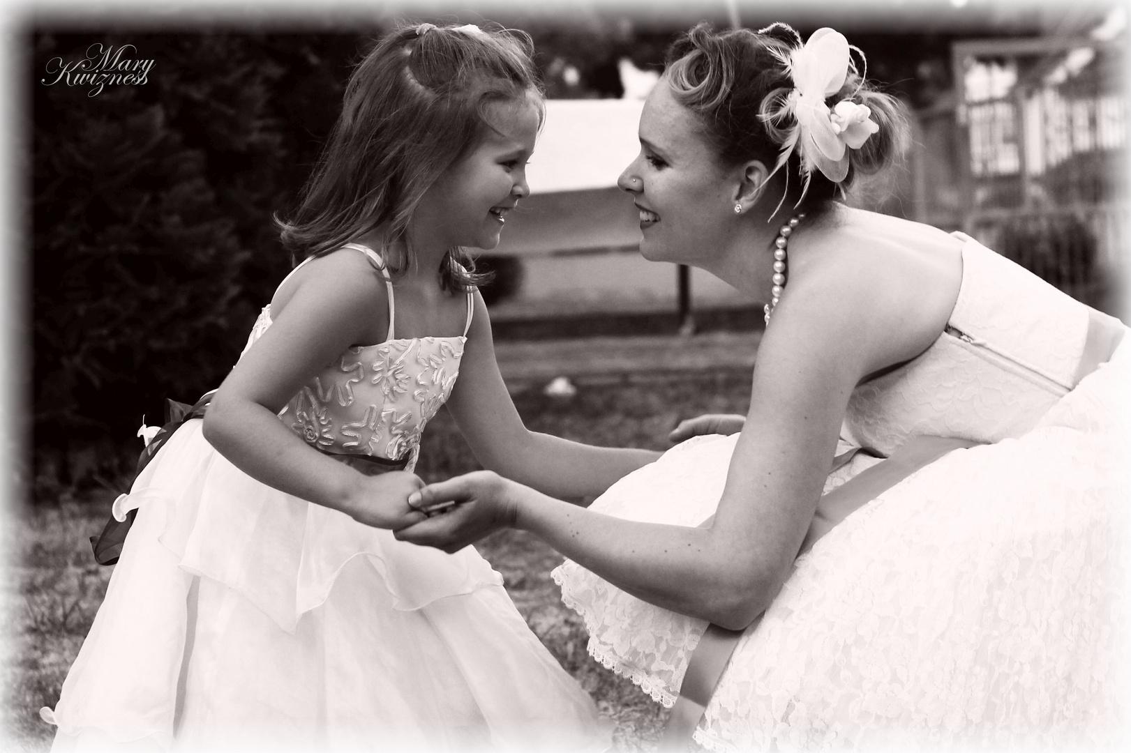 Meike & Blumenmädchen