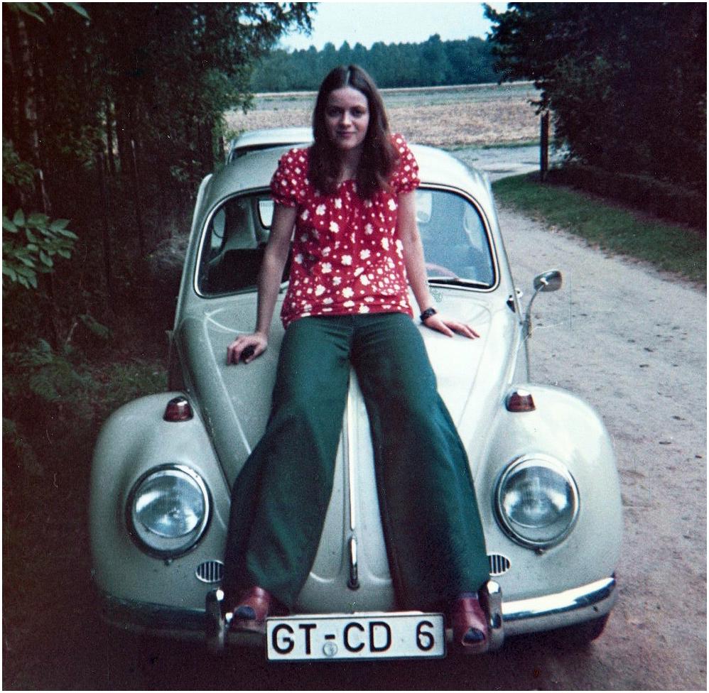 ... mein 1. Auto
