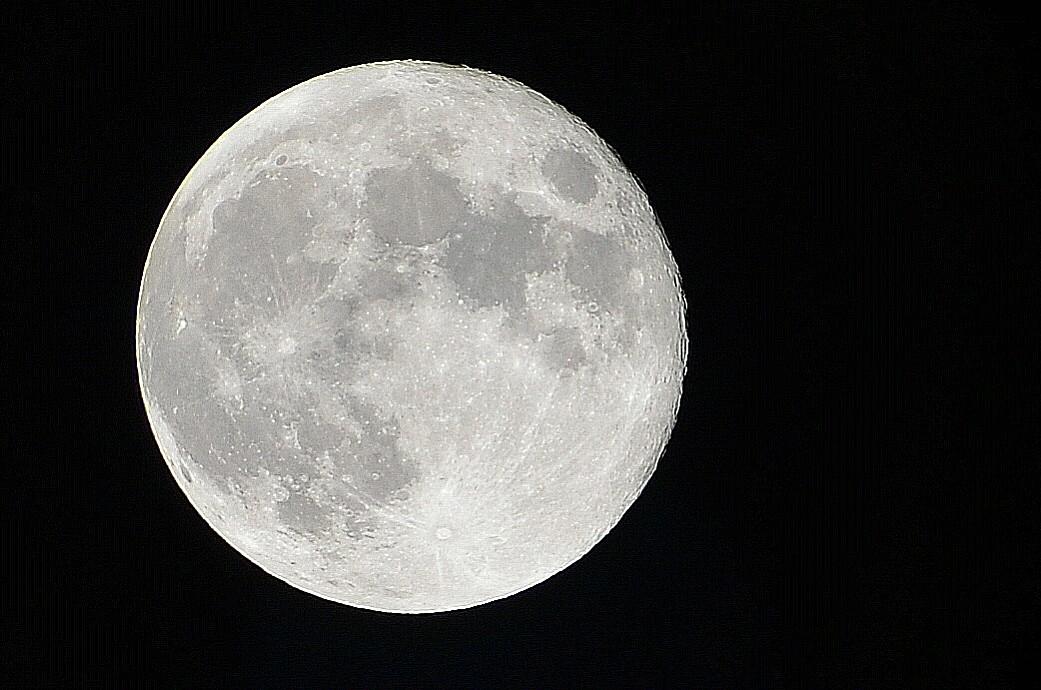 mein 1. Mond