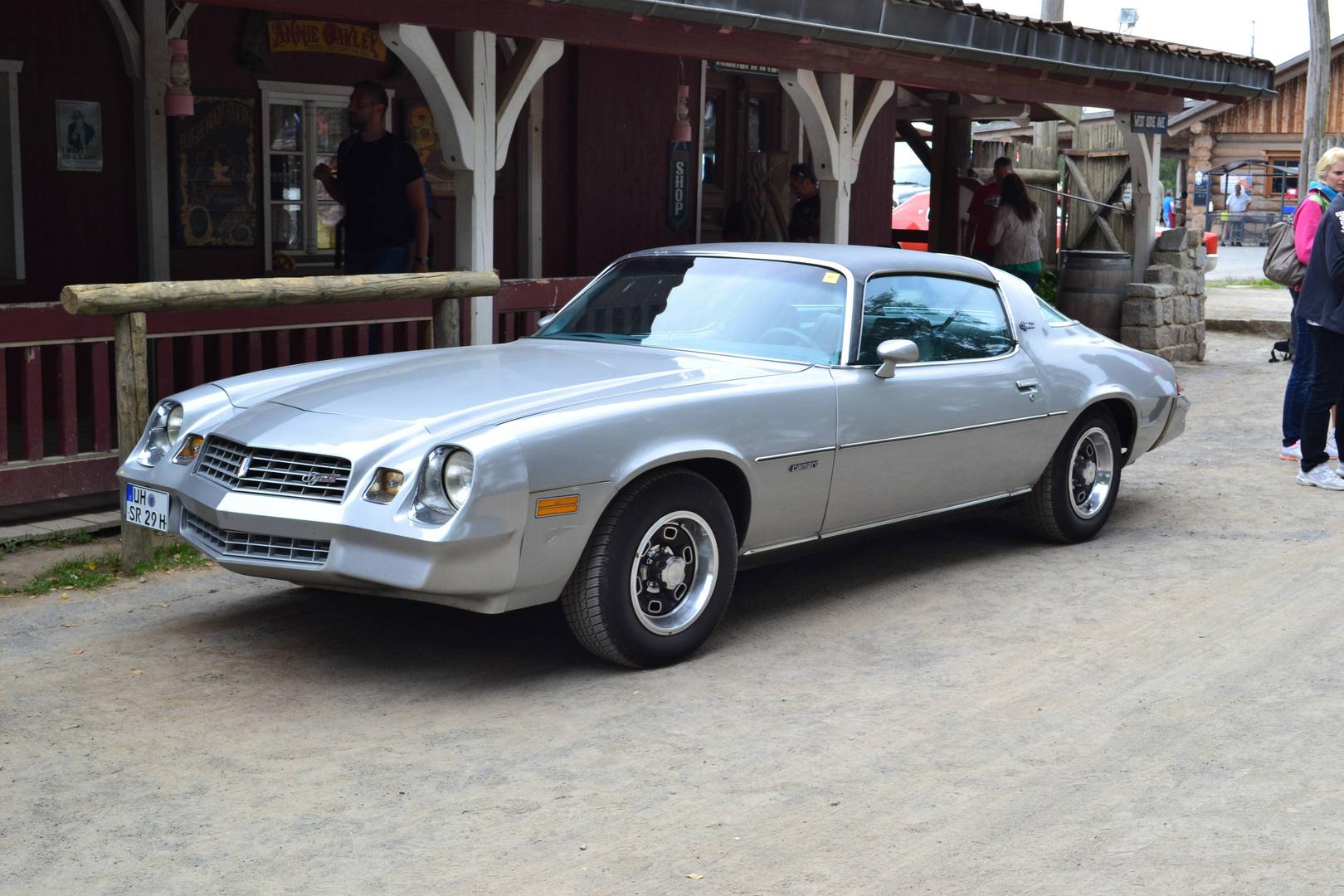 mein 1978 camaro im original zustand