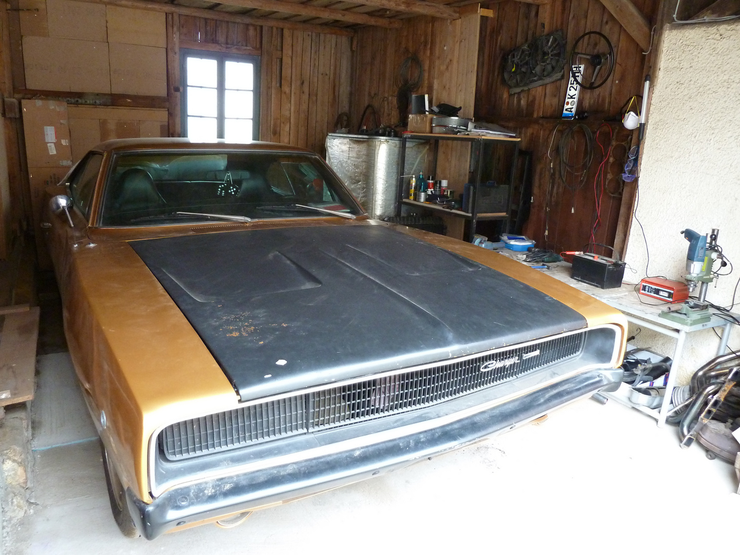Mein 68er Charger