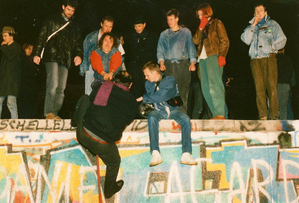 Mein 9. November 1989 2/5