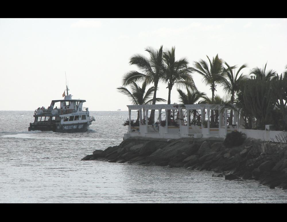 Mein Abschiedsbild von Gran Canaria