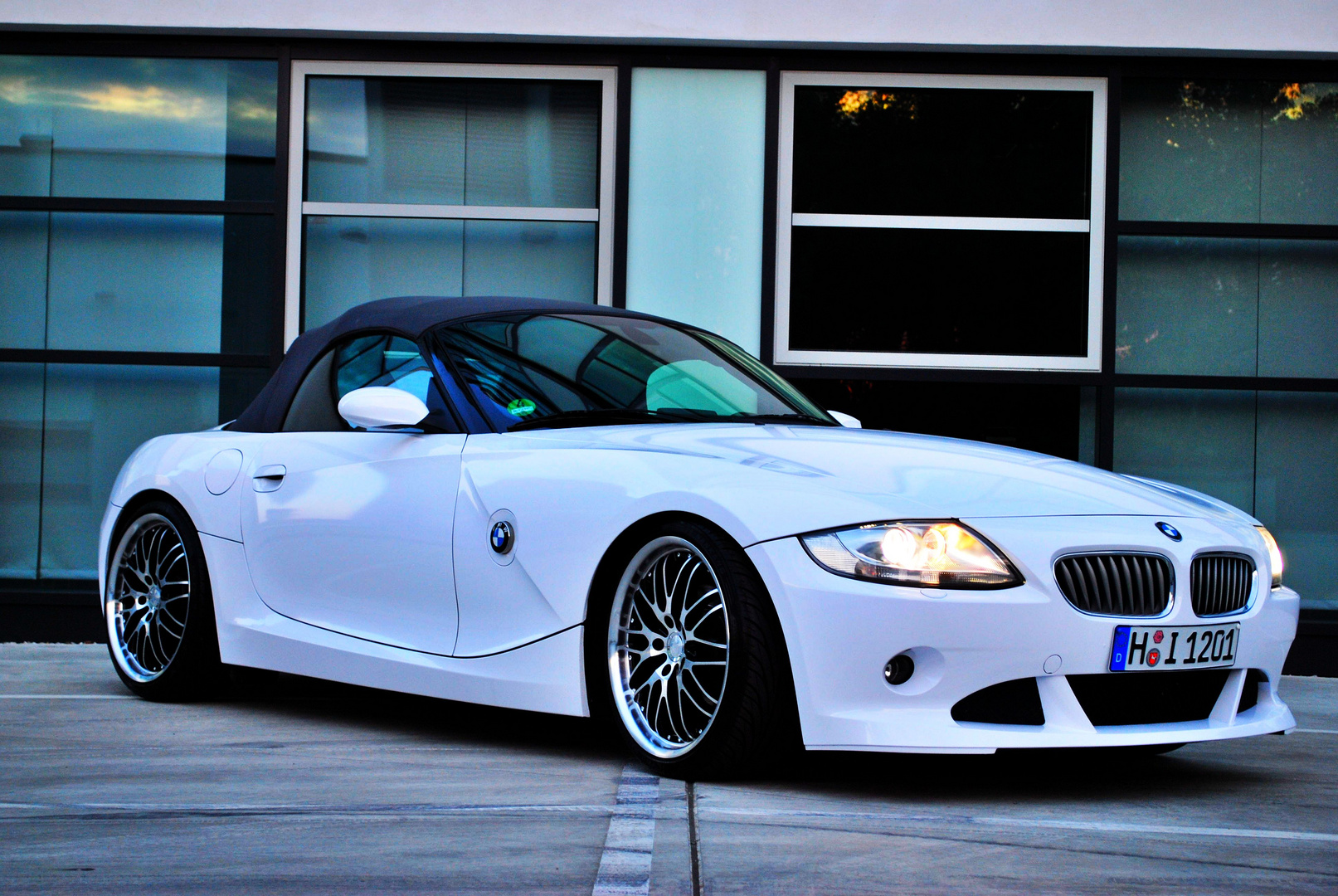Mein alter BMW Z4