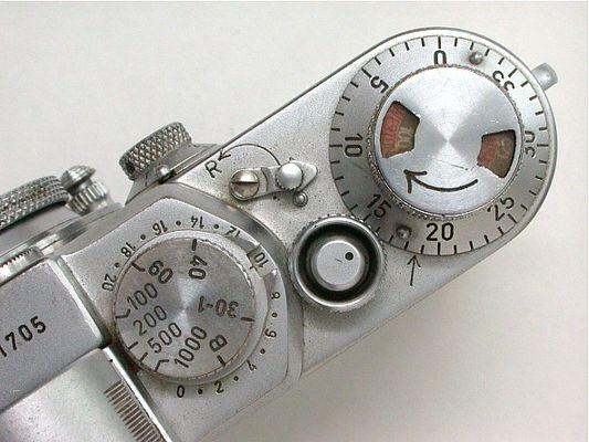 Mein alter Leica
