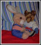 Mein alter Teddybär....