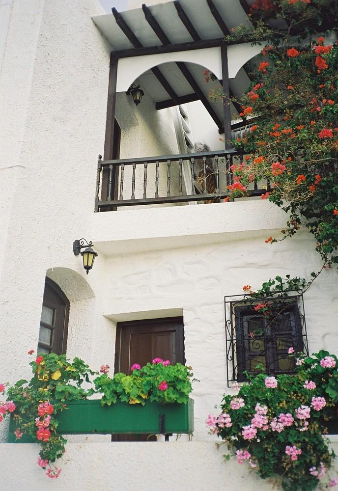 Mein altes Haus inf Lefkes auf Paros