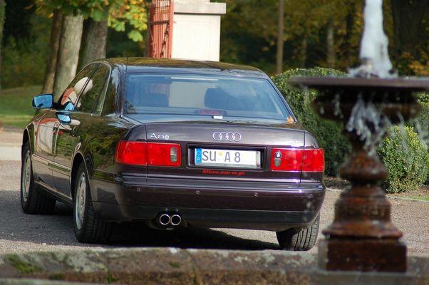 Mein Audi....