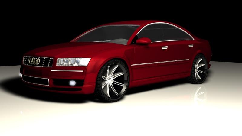 Mein Audi
