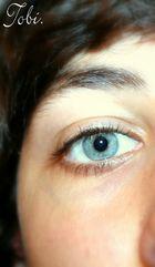 Mein Auge.