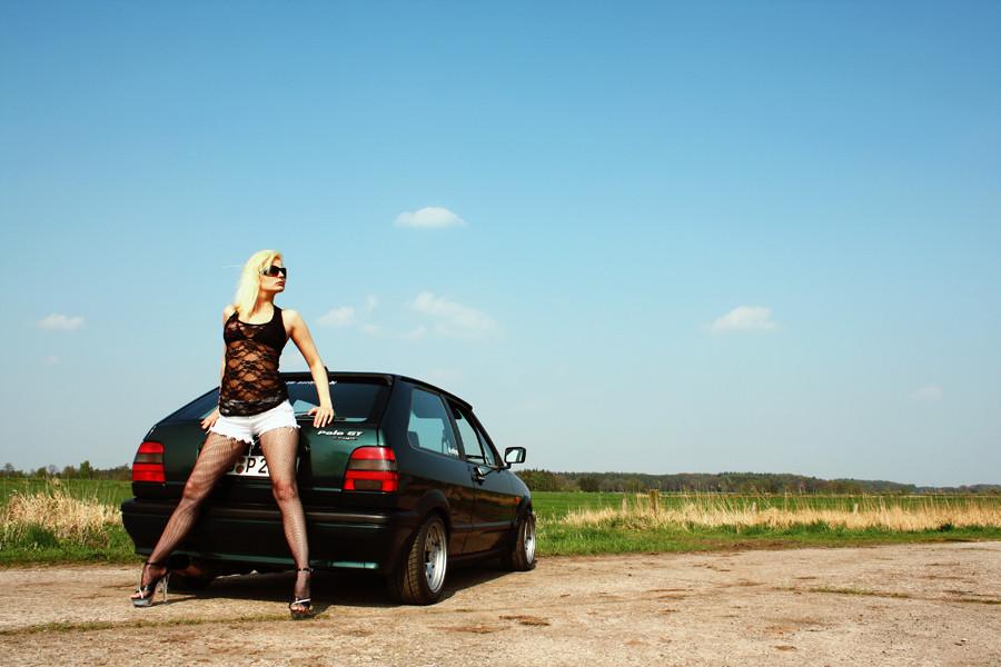 Mein Auto und Meine Frau