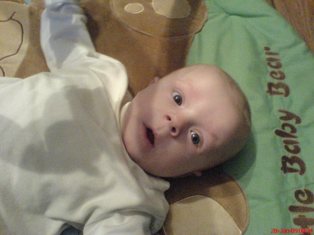 Mein Baby Jonas