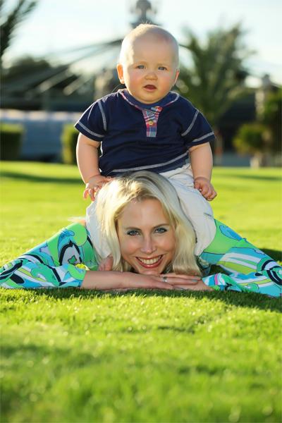 mein Baby und ich in der Türkei - vom 21. Dezember 2012