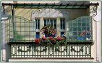 Mein Balkon ist mein Sommergarten!