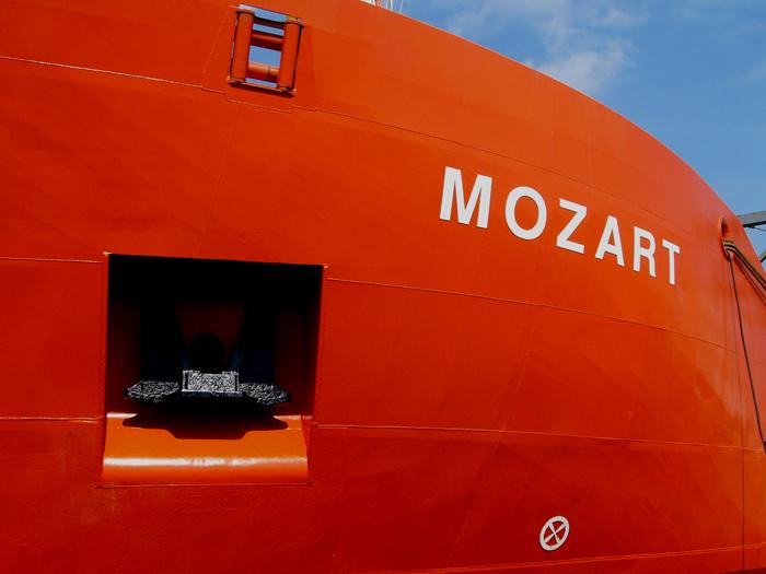 Mein Beitrag Nr 2 zum Mozartjahr.