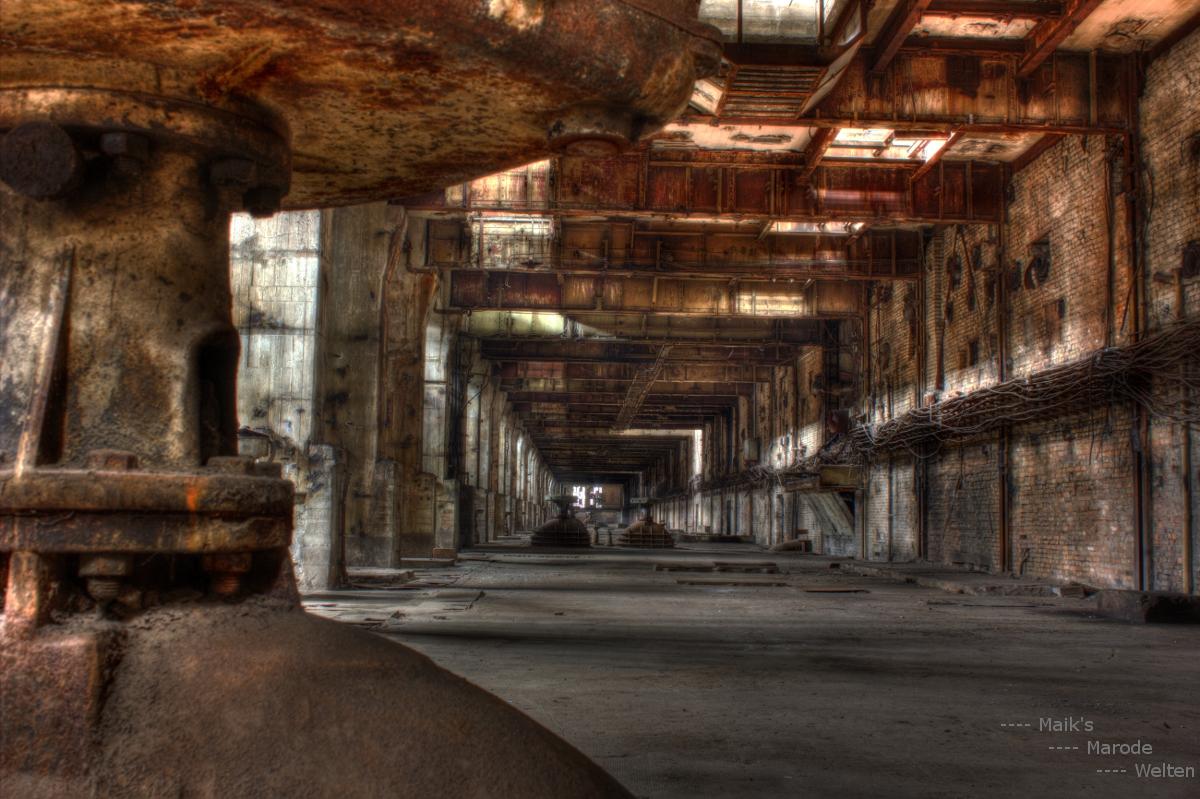 Mein Beitrag zum Kraftwerk Vockerode