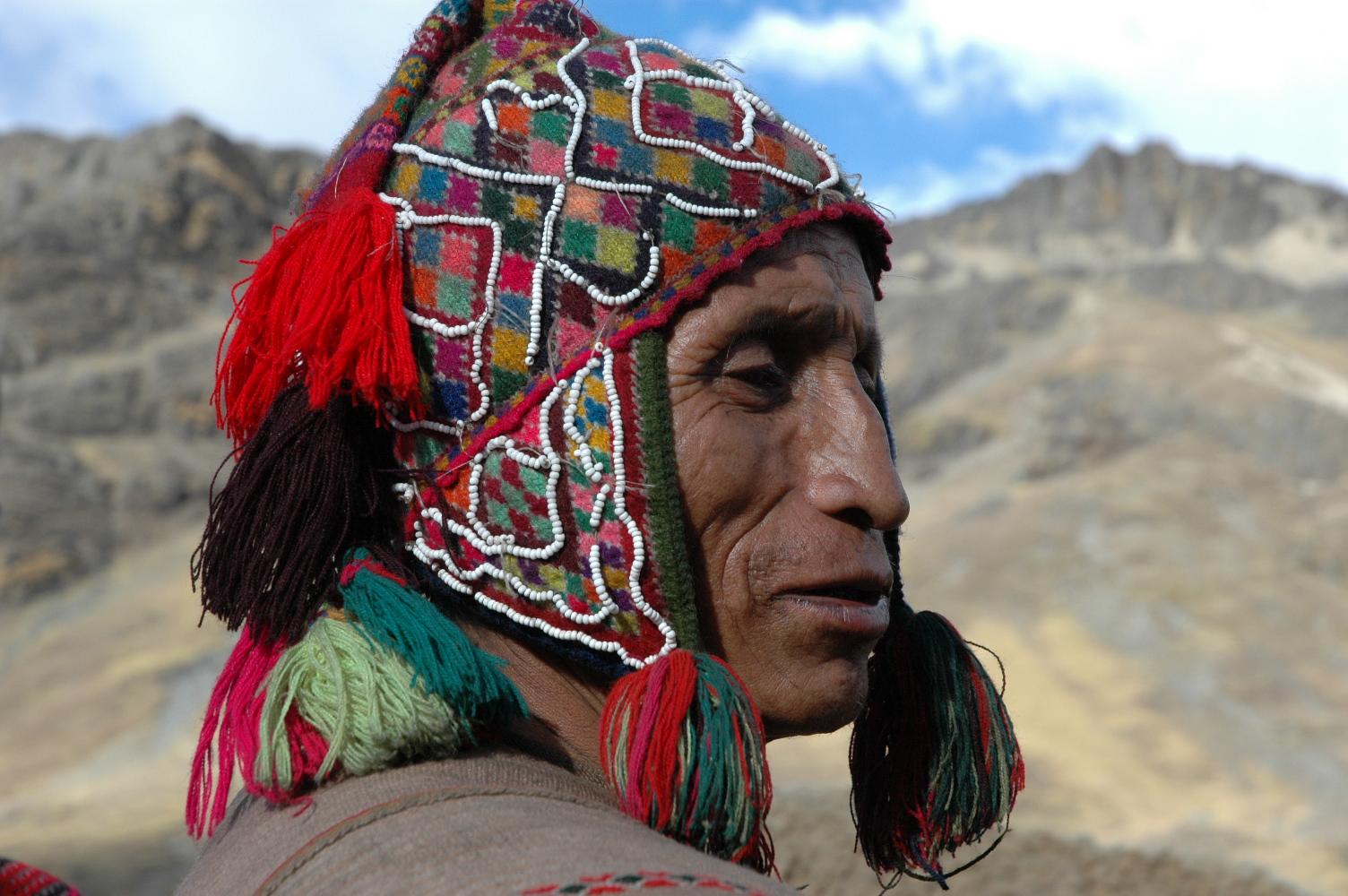 Mein Besuch zu den Q'ero - Cusco
