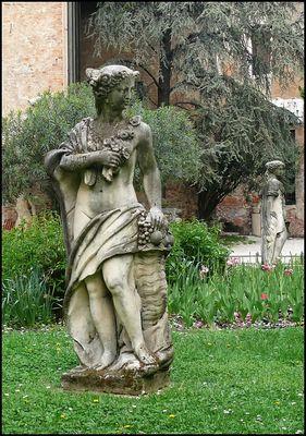 Mein Betrag zum Thema Skulpturen..