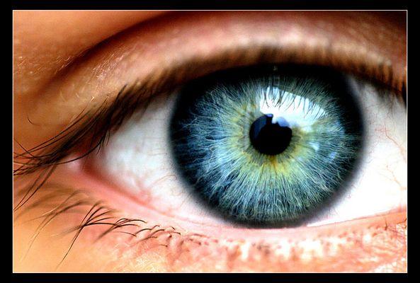 mein blaues Auge?!!!
