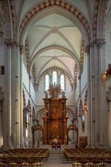 """Mein """"Blick in den Chorraum"""" der Klosterkirche Riddagshausen"""