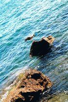 Mein Blick schweift über´s Meer