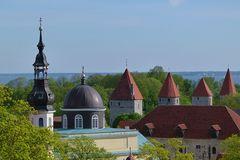 Mein Blick über Tallinn