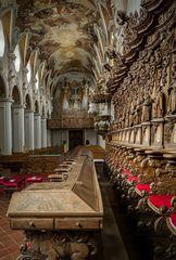 """Mein """"Blick zur Orgel"""" in der Klosterkirche St.Magnus"""