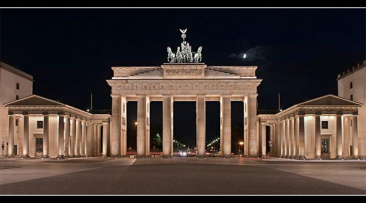 """""""Mein"""" Brandenburger Tor ;-)"""