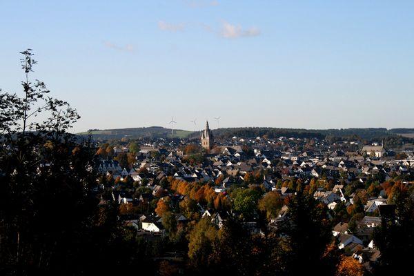 Mein Brilon im Herbst