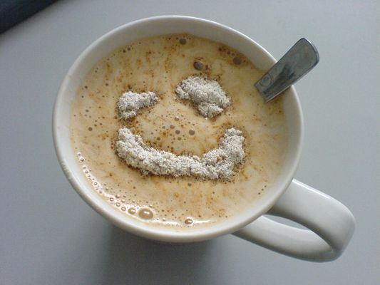 mein cappuccino lebt !
