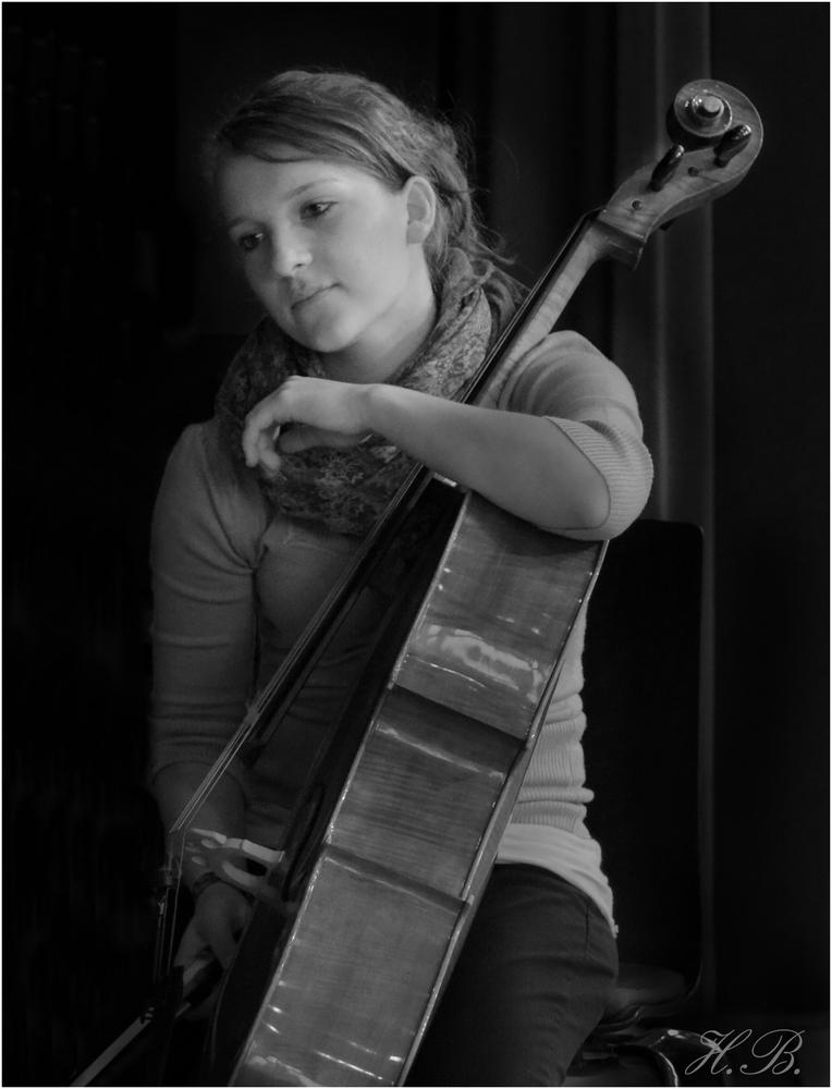 Mein Cello und ich