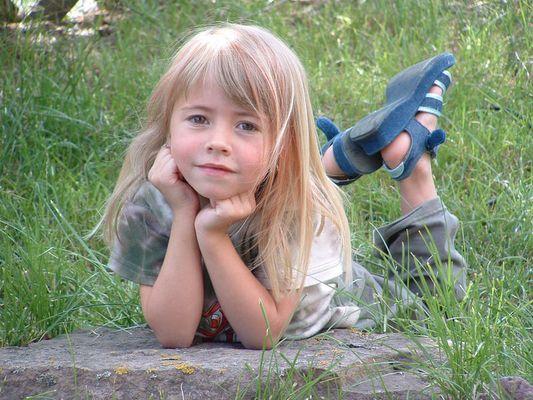 Mein Cousinchen :-)