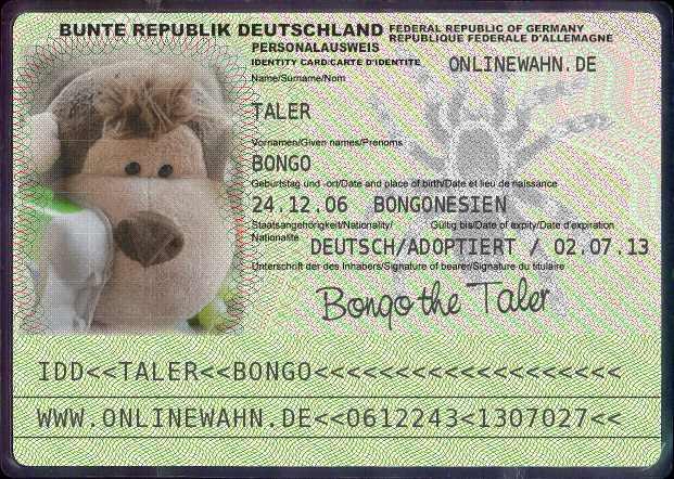 mein Eierkarton - mein Haus - mein Ausweis - meine fc-Karte ...