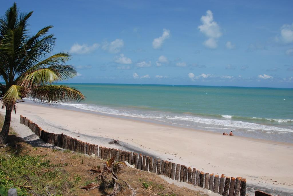 Mein einsamer Strand von Tabatinga