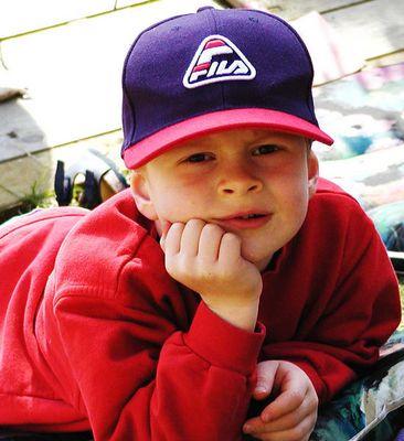Mein Enkel Vito