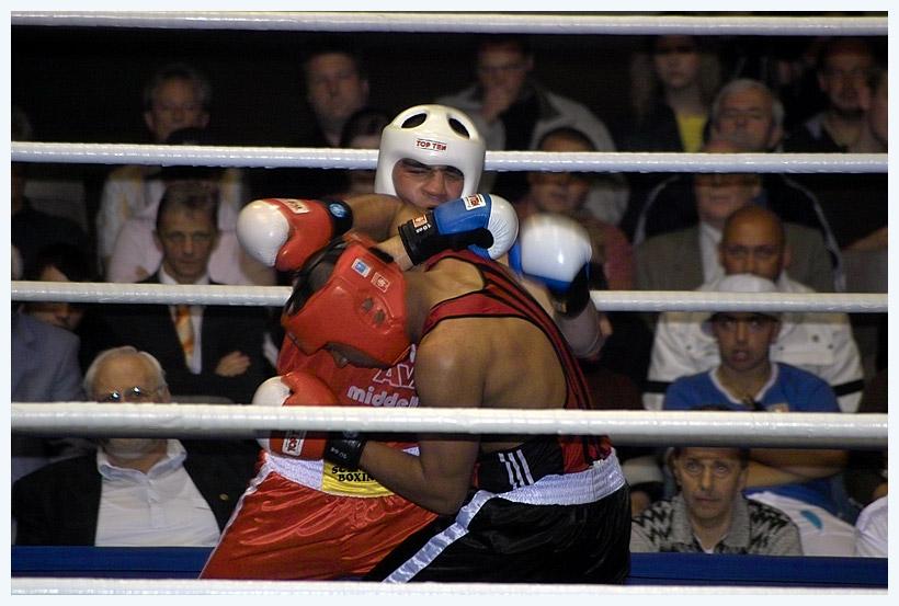 Mein erster Boxkampf III