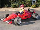 """......"""" Mein erster Ferrari """" ....."""