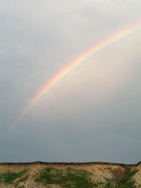 Mein erster Regenbogen