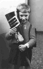 mein erster Schultag 1964