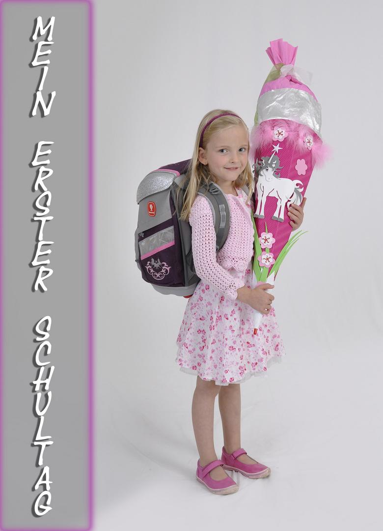 Mein erster Schultag