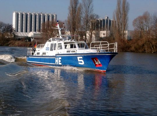 Mein erstes Boot!
