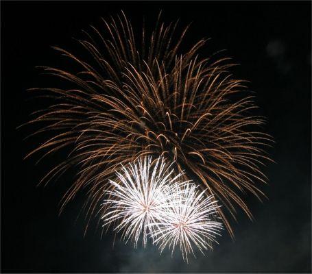 Mein erstes Feuerwerk #2