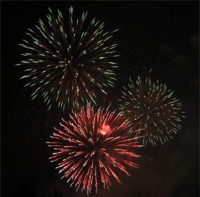 Mein erstes Feuerwerk #4