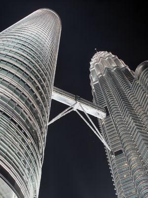 mein erstes HDR, Petronas Tower, Kuala Lumpur