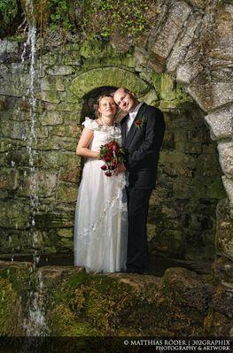 Mein erstes Hochzeitsfoto