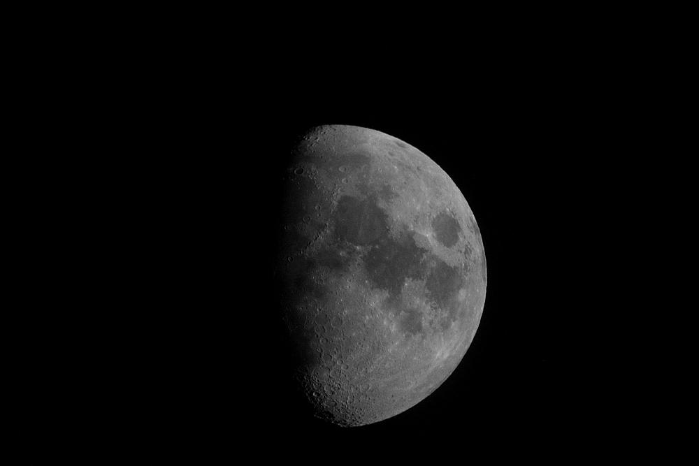 Mein erstes Mond...