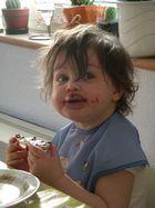 ..., mein erstes Nutella Brötchen