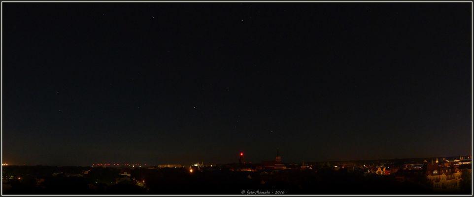"""Mein erstes """"Sternen""""-Panorama"""