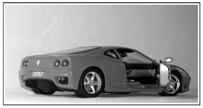 Mein Ferrari Modena...